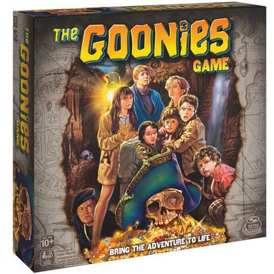 The Goonies Family Strategy Board Game