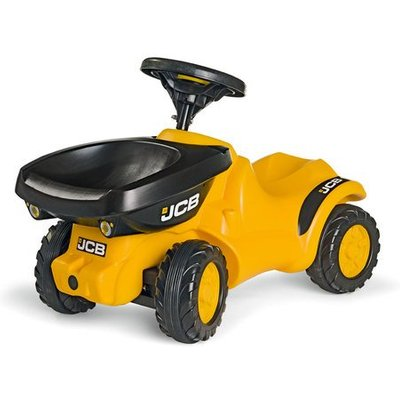 Rolly Kid JCB Ride-On Mini Tractor With Tipping Dumper