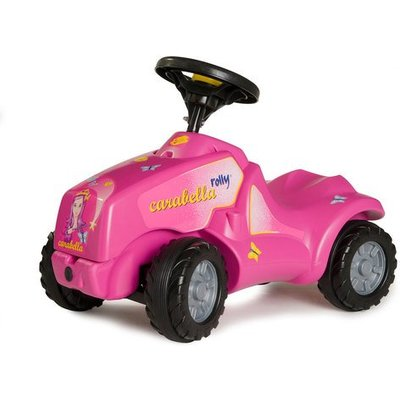 Rolly Kid Carabella Ride-On Mini Tractor With Opening Bonnet