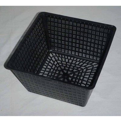 Square Aquatic Planting Basket 29cm / 10 litre
