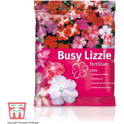 Busy Lizzie Fertiliser