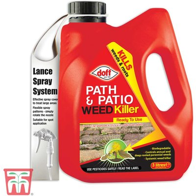 Ready To Use Path & Patio Weedkiller