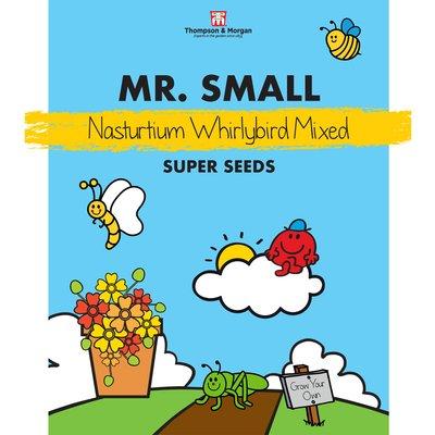Mr. Small - Nasturtium Whirlybird Mixed