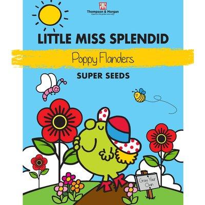 Little Miss Splendid - Poppy