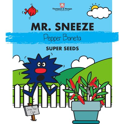 Mr. Sneeze - Pepper