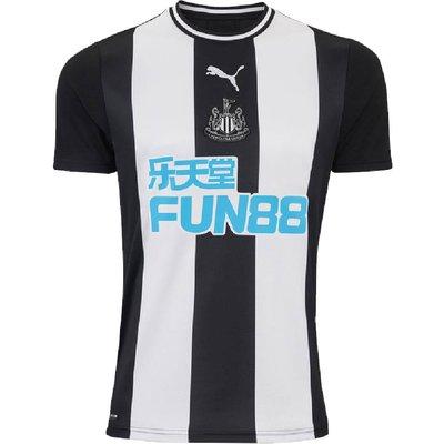 2019 2020 Newcastle Home Football Shirt - 4060981716075