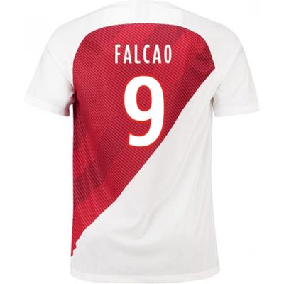 2018 19 Monaco Home Football Shirt  Falcao 9    Kids - 5057771659055