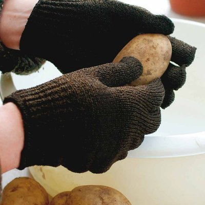 Potato Cleaning Gloves