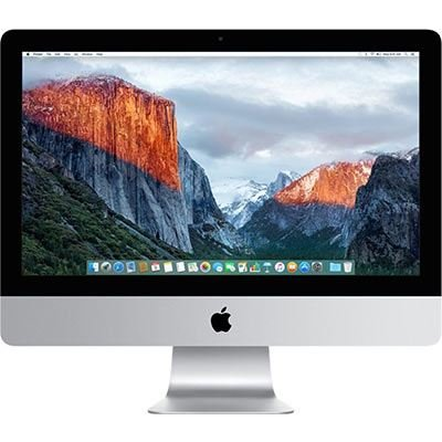 Apple 21 5 inch iMac  2 3GHz dual core Intel Core i5 - 190198084699