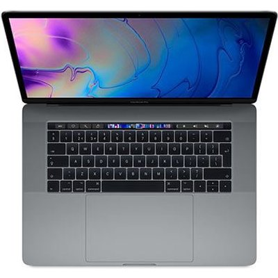 MacBook Pro 15 inch with Touch Bar  2 6Ghz 6Core  8thGEN  i7 16GB 512Gb SpaceGrey - 190198711366