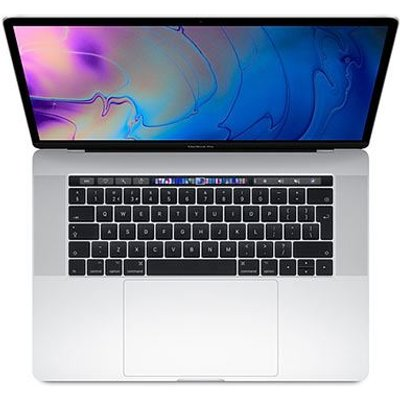 MacBook Pro 15 inch with Touch Bar  2 2Ghz 6Core  8thGEN  i7 16GB 256Gb Silver - 190198712356