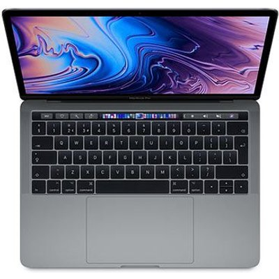 MacBook Pro 13 inch with Touch Bar  2 3Ghz QC  8thGen  i5 8GB 256Gb SpaceGrey - 190198714336