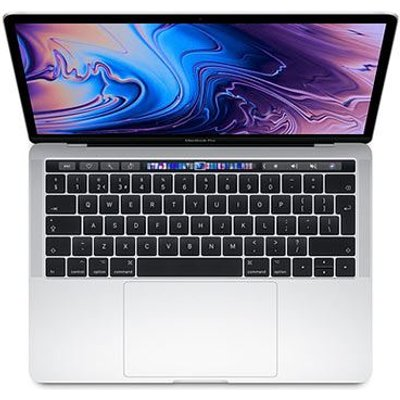MacBook Pro 13 inch with Touch Bar  2 3Ghz QC  8thGen  i5 8GB 512Gb Silver - 190198715739