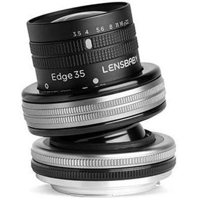 Lensbaby Composer Pro II with Edge 35 Optic - Canon EF Fit