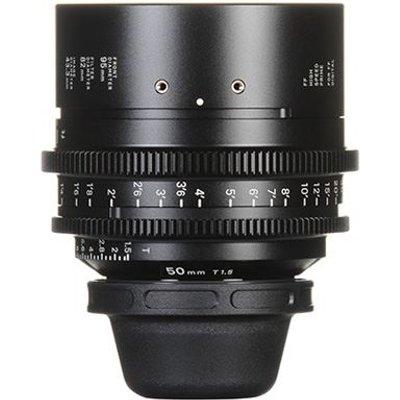 Sigma Cine 50mm T1.5 FF Lens - Canon Mount