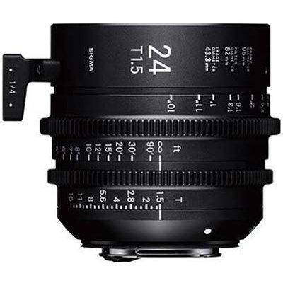 Sigma Cine 50mm T1.5 FF Lens - PL Mount
