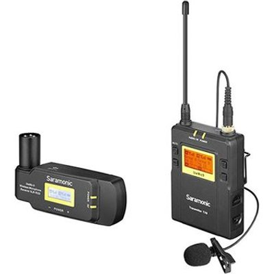 Saramonic UwMic9 TX9 TX9 RX XLR9 UHF Wireless Mic Sys - 6971008020885