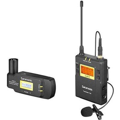 Saramonic UwMic9 TX9 RX XLR9 UHF Wireless Mic System - 6971008020892