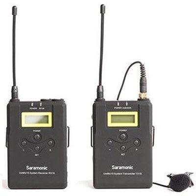 Saramonic UwMic9 TX9 RX9 UHF Wireless Mic Lav Sys - 4897040885911