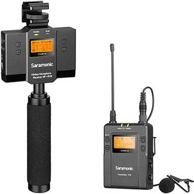 Saramonic UwMic9 TX9 SPRX9 Smartphone UHF Wireless Mic Sys - 6971008021042