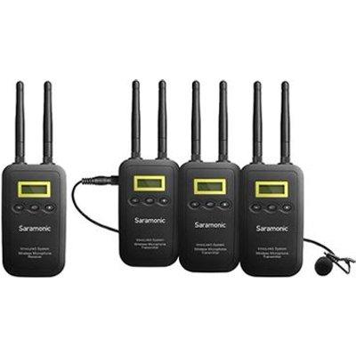 Saramonic VmicLink5 TX TX RX 5 8GHz Wireless Mic Sys - 4897040887403
