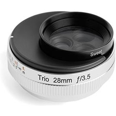 Lensbaby Trio 28 for Canon M
