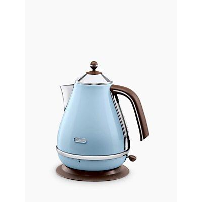 Delonghi Vintage Icona Kettle Blue