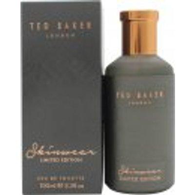Ted Baker Skinwear Limited Edition Eau de Toilette 100ml Spray - 5060412677400