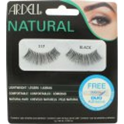 Ardell Fashion Lashes   117 Black - 0074764650054