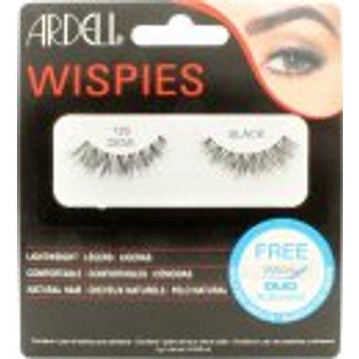 Ardell Wispies False Eyelashes   120 Demi Black - 0074764620101