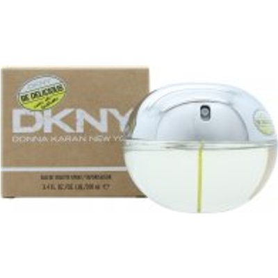 DKNY Be Delicious Eau de Toilette 100ml Spray - 0022548221532