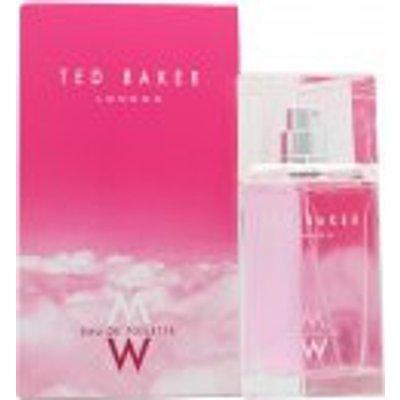 Ted Baker W Eau de Toilette 75ml Spray - 0688003104330