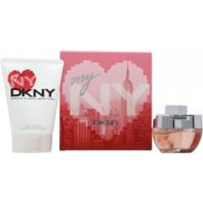 DKNY My NY Gift Set 30ml EDP Spray   100ml Body Lotion - 0022548343104