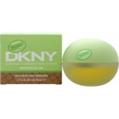 DKNY Delicious Delights Cool Swirl Eau de Toilette 50ml Spray - 0022548315309