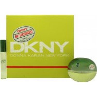 DKNY Be Desired Gift Set 50ml EDP   10ml EDP Rollerball - 0022548359976
