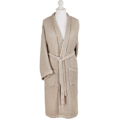 Murmur Waffle Bath Robes, Linen