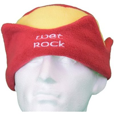 White Rock Red and Yellow Fleece Hat - 0718768312661