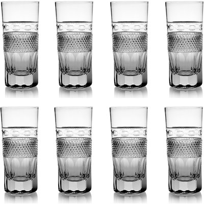 Cumbria Crystal Grasmere Highball Glass (Buy 7 Get 1 FREE)