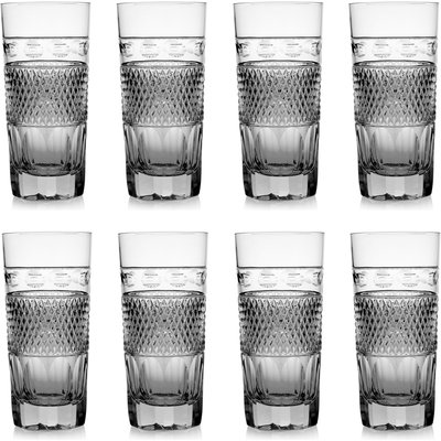 Cumbria Crystal Grasmere Large Highball Glass (Buy 7 Get 1 FREE)