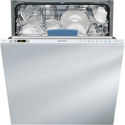Indesit DIFP8T96Z Integrated Dishwasher in White - 8050147052310