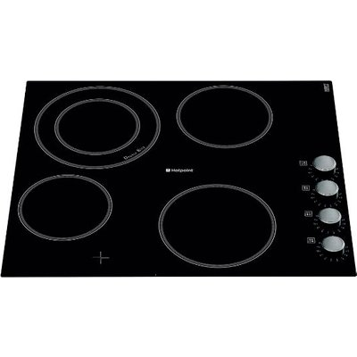 5016108791066: Hotpoint CRM641D electric hobs  in Black