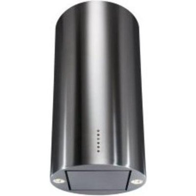 CDA EVC4SS 40cm Cylinder Chimney Hood in Stainless Steel with With 5Yr Parts Guarantee 5060143311802