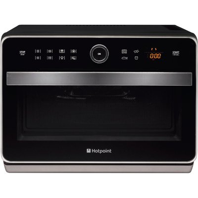 Hotpoint Ultimate Freestanding Combination Microwave Oven with Grill  Black - 5016108899731