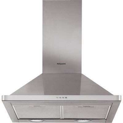 Hotpoint PHPN64FAMX Built in Cooker Hood - 5016108949894