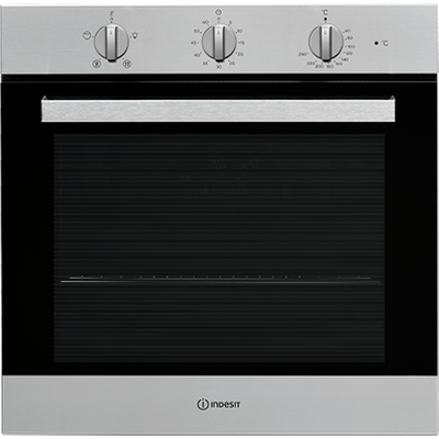 Indesit IFW6330IX Aria Electric Single Built in Oven - 8050147026731