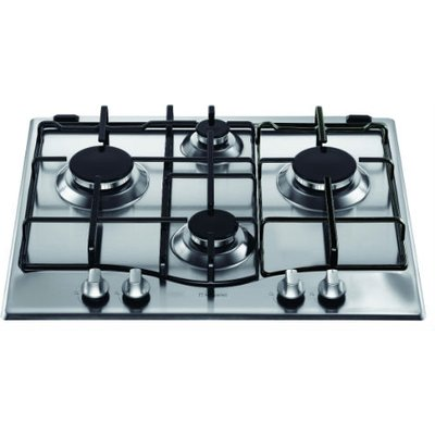 Hotpoint GC640IX 60cm Gas hob In Stainless Steel - 5016108784297