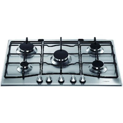 Hotpoint GC750X 75cm Gas Hob in Stainless Steel - 5016108789964