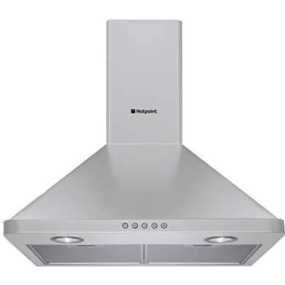 5016108821909 | Hotpoint HHP65CM 60cm Chimney Hood Stainless Steel
