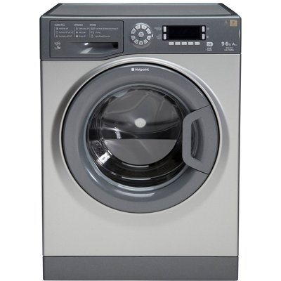 Hotpoint WDUD9640G  Ultima  9Kg Washer Dryer in Graphite with 6Kg Drying Capacity - 5016108785867