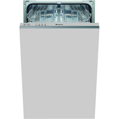 Hotpoint Aquarius LSTB4B00UK Integrated Slimline Dishwasher   White - 5016108868843